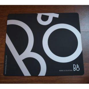 bang olufsen 39 logo 39 dealer mousemat. Black Bedroom Furniture Sets. Home Design Ideas