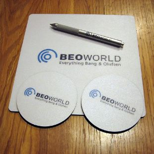 BeoWorld Desk Set