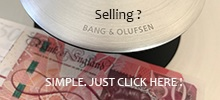 Want to sell your B&O products
